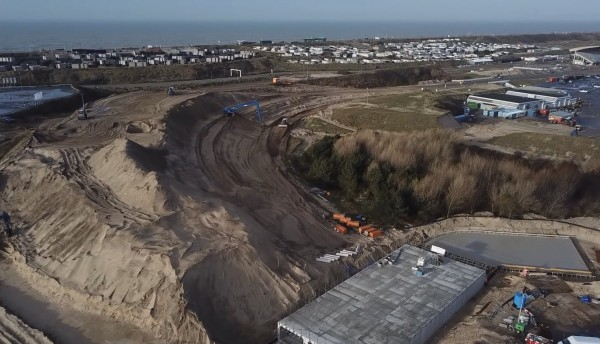 Photo and video: The 18 degree oval in Zandvoort is getting the final image thumbnail
