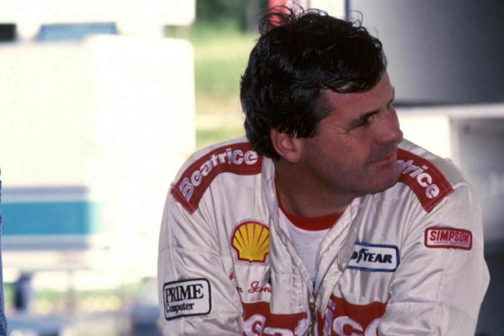 F1 povratnik - Alan Jones