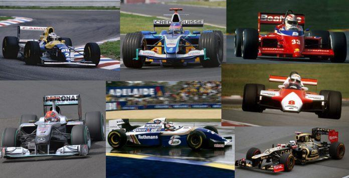 F1-povratniki