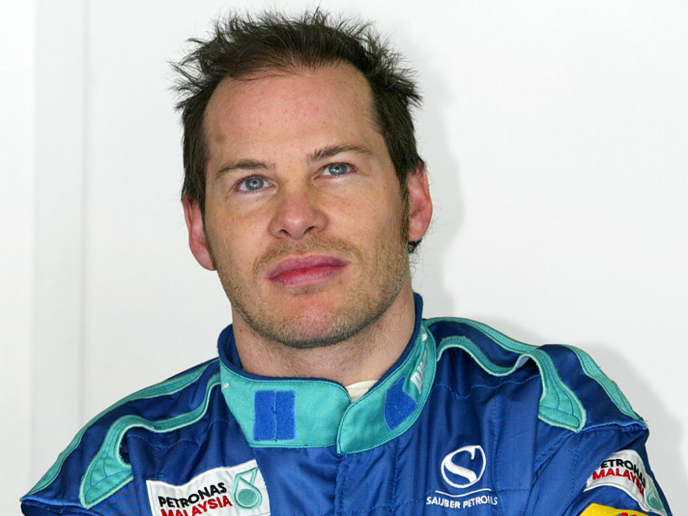 F1 povratnik-Jacques Villeneuve