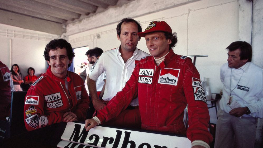 F1 povratnik - Niki Lauda